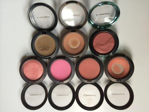 blusher makeup cosmetics