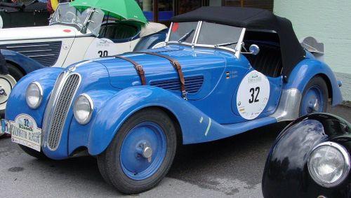bmw oldtimer auto