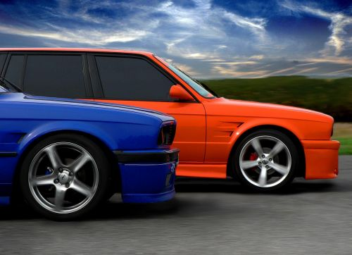 bmw sprint competition