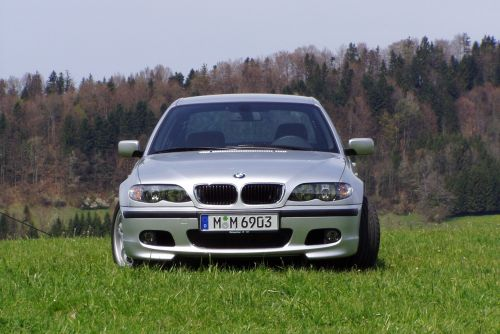 bmw e46 m package