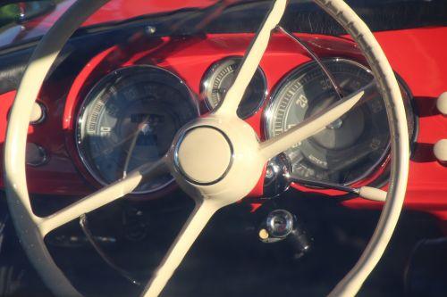 bmw 507 steering wheel