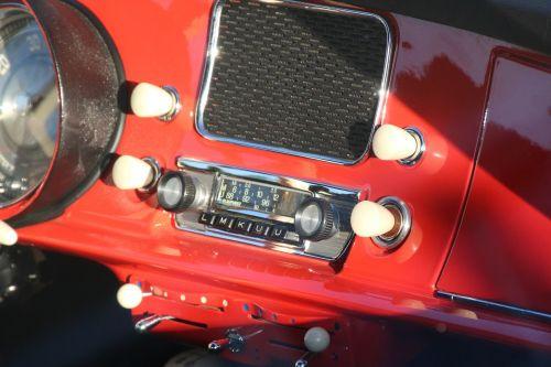 bmw 507 radio