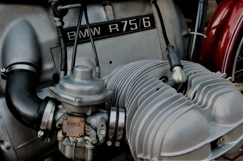bmw boxer r75 6
