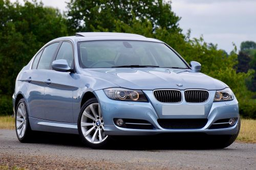 bmw car transportation