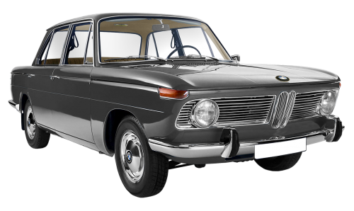 bmw 1500 years 1962-1964