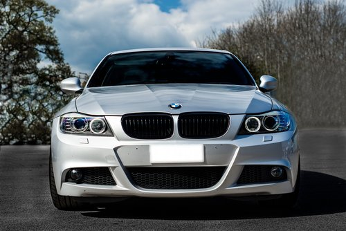 bmw 3 series  saloon  outdoors