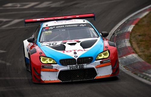 bmw  racing car  nürburgring