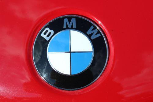 bmw logo company