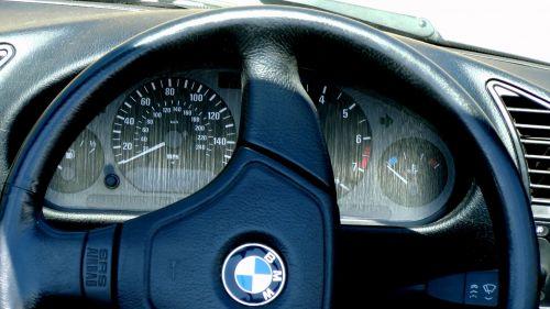 BMW Car Steering Wheel