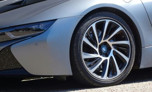 BMW I8 Car Front Wheel