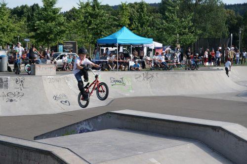 bmx bike sport