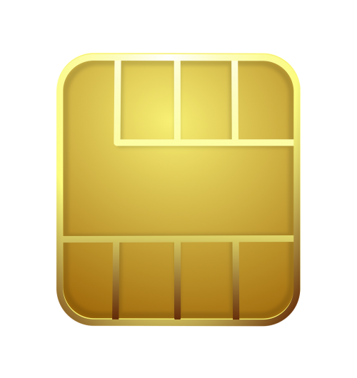 board central chip