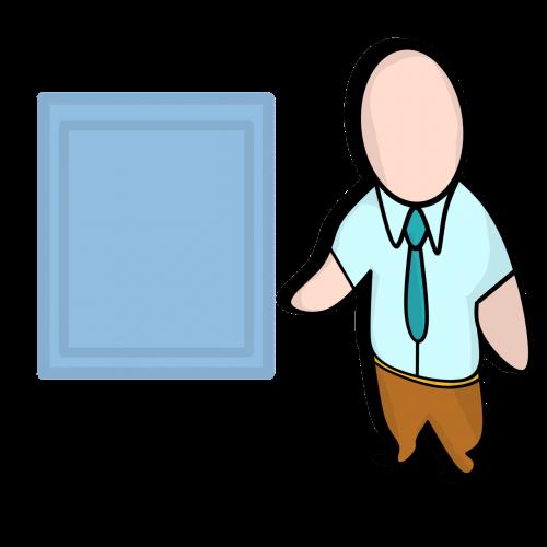 board man figure