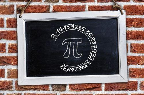 board font pi