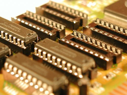 board ic electronics