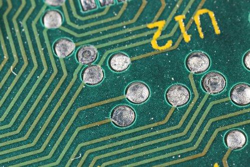 board  printed circuit board  calculator