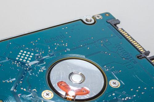 board hard drive hdd