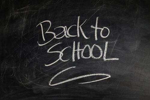 board school back to school