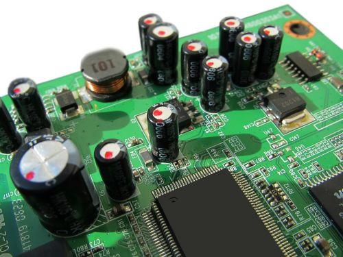 board circuits control center