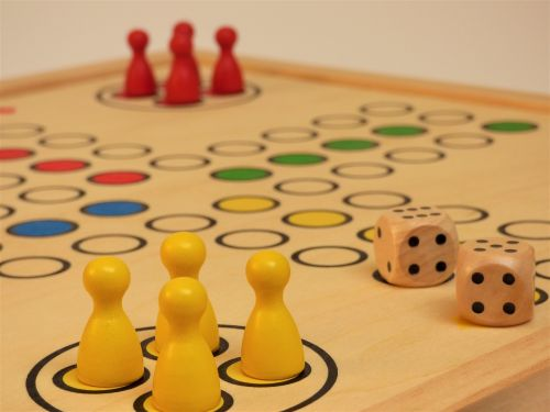 board game game characters parchesi up not
