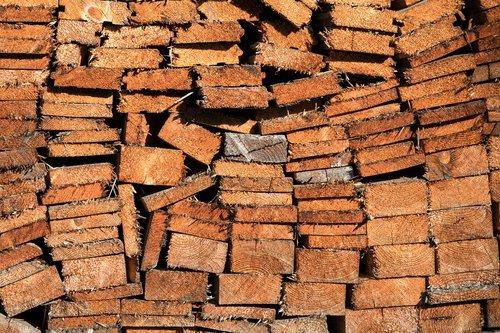 boards  firewood  summer