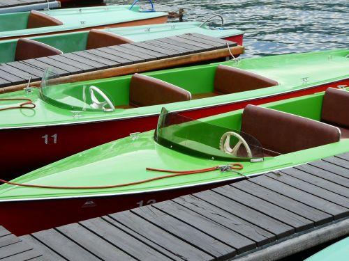 boat lake waterfront