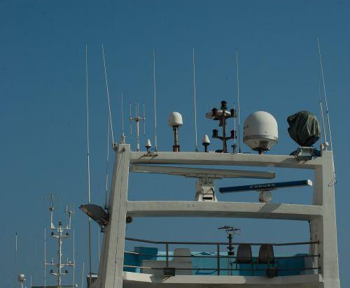 boat navigation radar