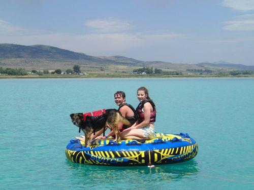 boat boating lake