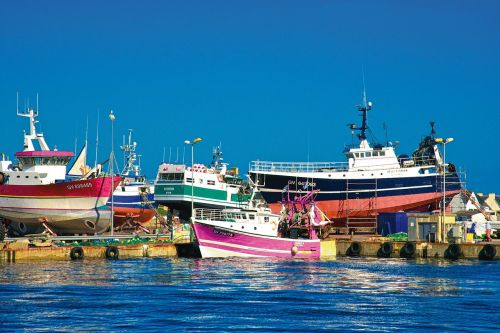 boat port france