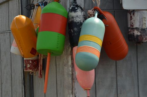 boat buoy bump