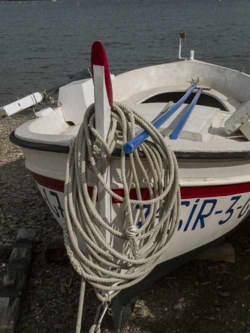 boat port lligat dali