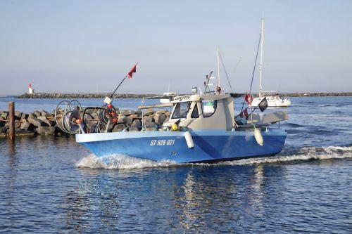 boat fishing fisherman