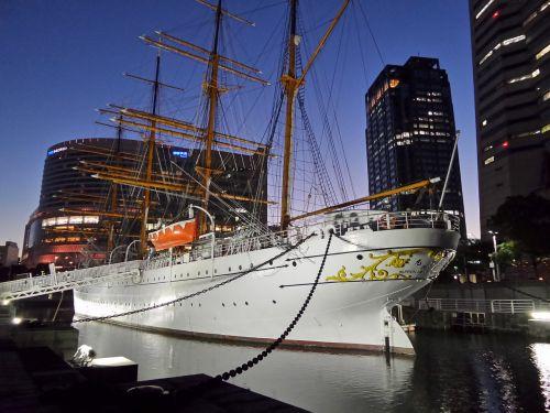 boat ship japan
