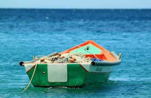 boat fishing tropic