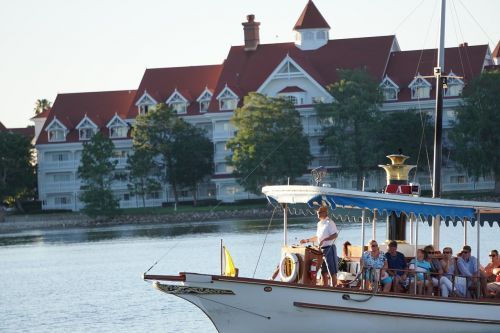 boat florida walt disney world