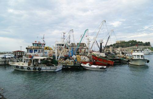 boat fisherman marine