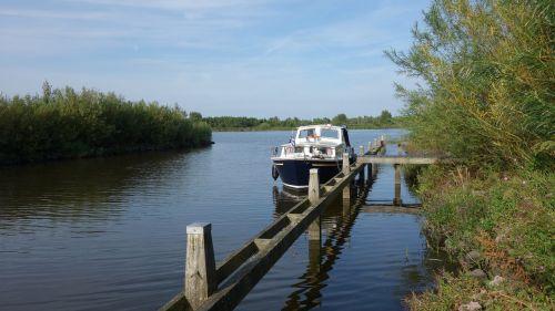 boat pier boating holidays
