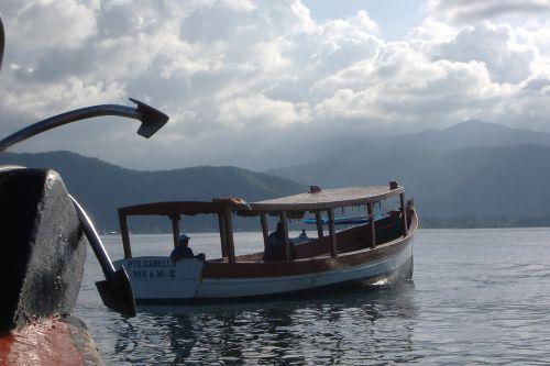 boat sea caribbean