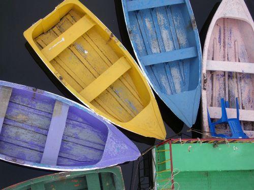 boat rowboat wood
