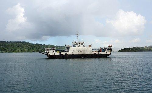 boat  sea  bay