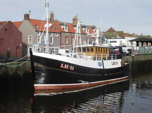 boat harbor fishing