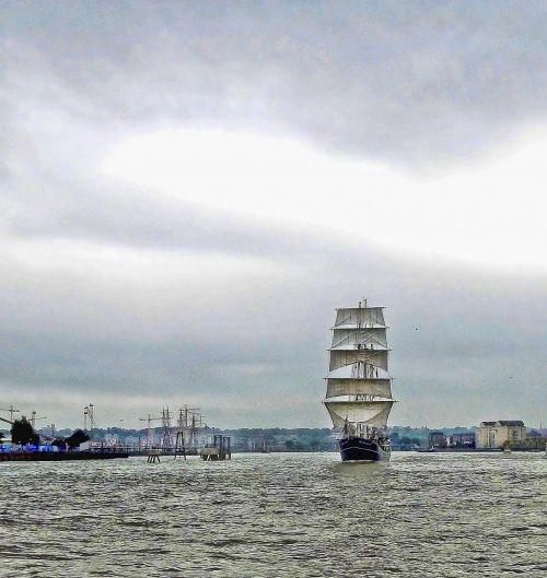 boat ship sailing boat