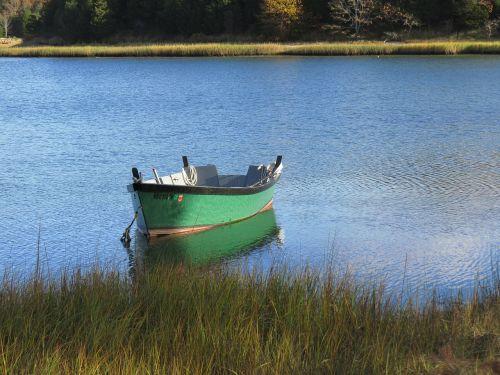 boat green river
