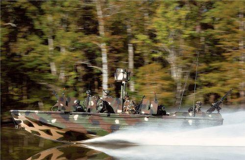 boat river speeding