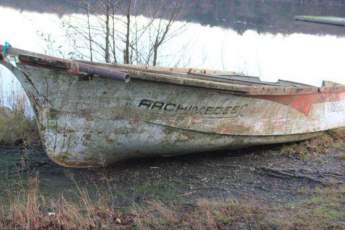 boat lake broken