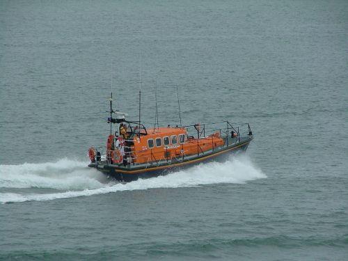boat lifeboat sea