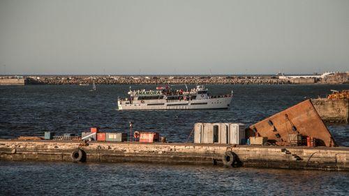 boat mar del plata port
