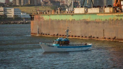 boat mar del plata argentina