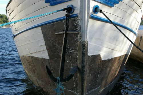 boat scab for a
