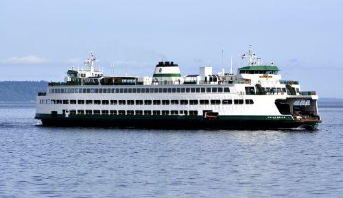 boat ferry edmonds